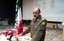 شهداء خاک ایران اسلامی را به طلا تبدیل کردند/ارتش جمهوری اسلامی یک ارتش انقلابی و حزب اللهی است