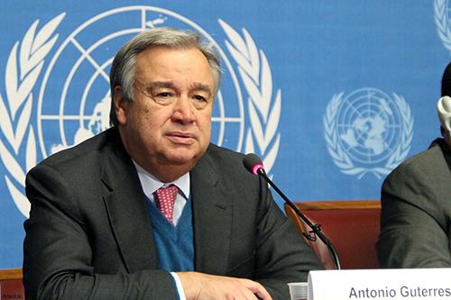 عقبنشینی «گوترش» از گزارش اخیر سازمان ملل علیه صهیونیستها