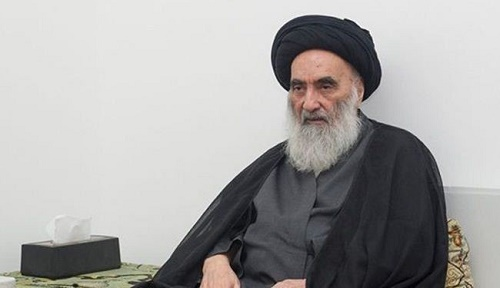 مواضع سیاسی اجتماعی حضرت آیت الله سیستانی مورد تایید شش تن از مراجع تقلید ایران و عراق است