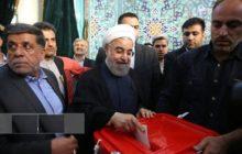 بوی اعتماد دوباره ملت ایران به ریاست جمهوری حسن روحانی