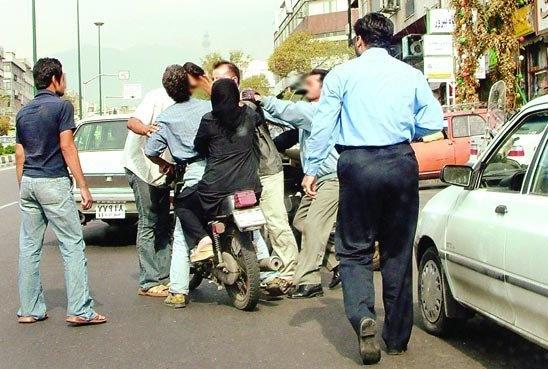 درگیری خونین در شهر زرقان شیراز ۹ زخمی بر جای گذاشت