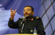 قریشی سکان فرماندهی سپاه ناحیه مقاومت بسیج شاهینشهر و میمه را به دست گرفت