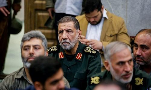 سردار کوثری جانشین فرمانده قرارگاه ثارالله سپاه شد