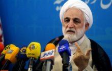 برادر روحانی دیروز زندانی شد/بیانیه احمدی نژاد قابل تعقیب قضائی است/احمدی مقدم پرونده قضائی دارد