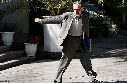 نجفی در ساختمان بهشت شهرداری تهران فعلاً ماندگار شد