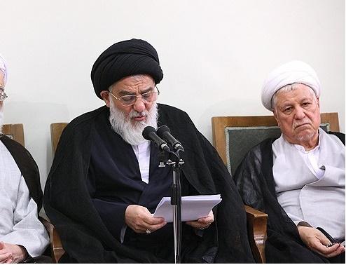 با حکم رهبر انقلاب، آیتالله هاشمیشاهرودی رئیس مجمع تشخیص مصلحت نظام شد