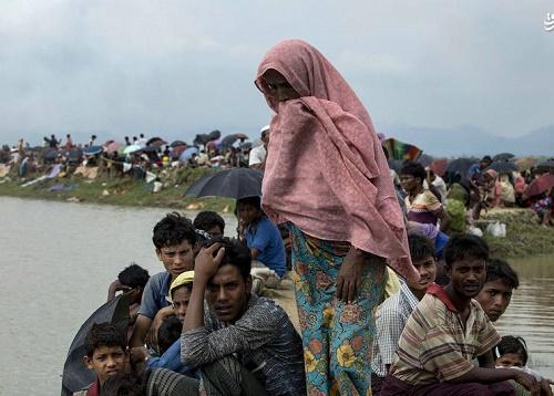 نسلکشی مسلمانان روهینگیایی در میانمار با سلاح صلح نوبل