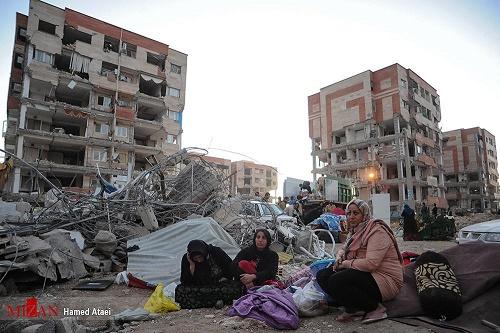 پرداختن به تسویه حسابهای سیاسی در زلزله کرمانشاه دور از جوانمردی است