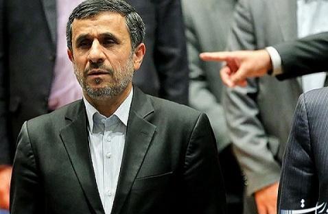 احمدینژاد بتشکن! بت بزرگ را بشکن
