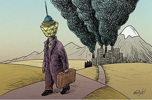 مهاجرت انبوه ایرانیان هشداری است بیتعارف، تلخ و جانکاه!