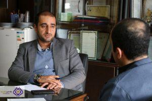 گزارش تصویری از گفتوگوی خبری با شهردار و اعضای شورای شهر میمه