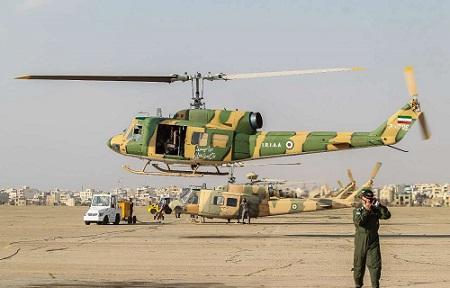 سازمان مردمنهاد خلبانان هوانیروز اصفهان نیازمند حمایت مسؤولان است