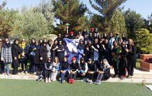 اولین همایش پیلاتس اصفهان با استقبال چشمگیر بانوان شاهینشهری برگزار شد+تصاویر