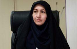 نرگس السادات موسوی از شورای شهر شاهینشهر خداحافظی کرد