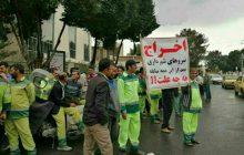 قرارداد مناقصه تنظیف و نگهداری فضای سبز شهرداری شاهینشهر تخلف بود
