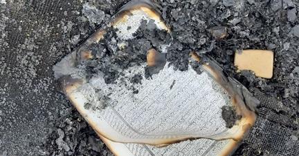 آتش کشیدن مسجد المهدی (عج) شاهینشهر اعتراض مدنی نیست، بلکه انتقامگیری است