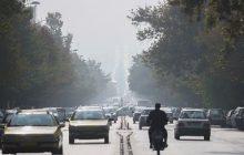شاهینشهر در آلودگی هوا گم شد/ دانش آموزان اصفهانی چهارشنبه هم به مدرسه نمیروند