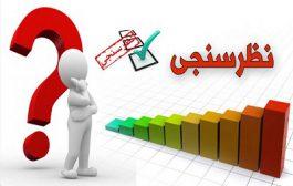پیشتازی حاجی دلیگانی و حاج علی شانظری در نظرسنجیهای انتخاباتی فضای مجازی