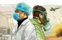 پیام تسلیت به مناسبت شهادت اولین مدافع سلامت شاهینشهر و میمه