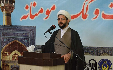 امامجمعه شاهینشهر طی پیامی در گذشت والده مکرمه مهندس فتحی را تسلیت گفتند