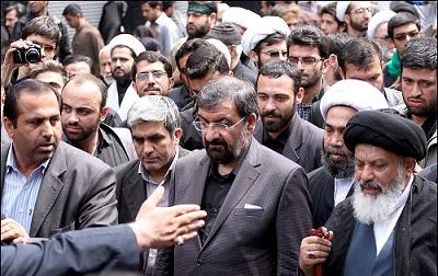 ایلامیها خواستار حضور دکتر محسن رضایی در انتخابات ریاست جمهوری شدند