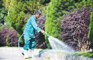 ۱۱۰ شهرداری اصفهان موظف به استفاده از پساب شدند