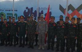 شاهین شهر میزبان مسابقات بینالمللی ارتشهای جهان است
